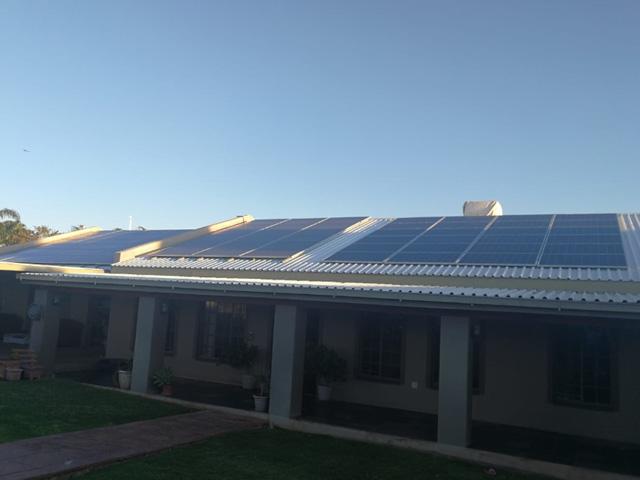 Agri Solar | Domestic Energy | Kakamas Solar System
