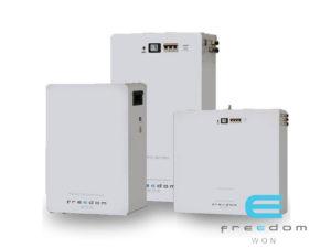 Freedom Won Batteries | Agri Solar Supplier