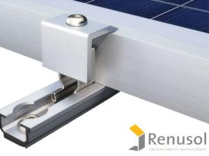 Renusol Solar Pump Mounting Systems | Agri Solar Supplier